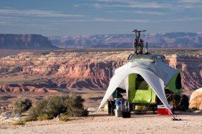 Go camper trailer