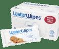 Water wipes wet