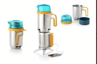 Biolite camping kettle pot