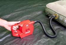 Coleman rechargeable pump
