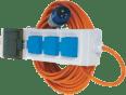 Crusader electric hook-up unit