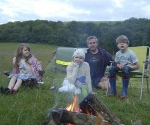 De Abaitua camping