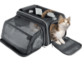 Fypo Fabric Pet Cat Carrier