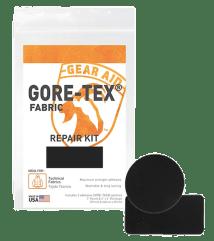 Gore-tex repair patches