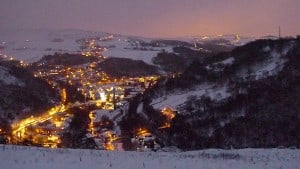 Hebden winter