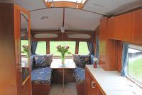 Nyala vintage caravan