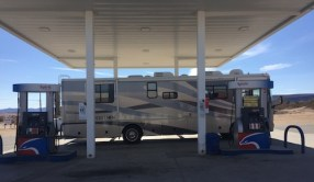 Massive RVs are common-place