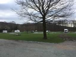Croft campsite