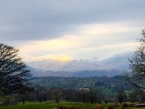 Lake District landscape