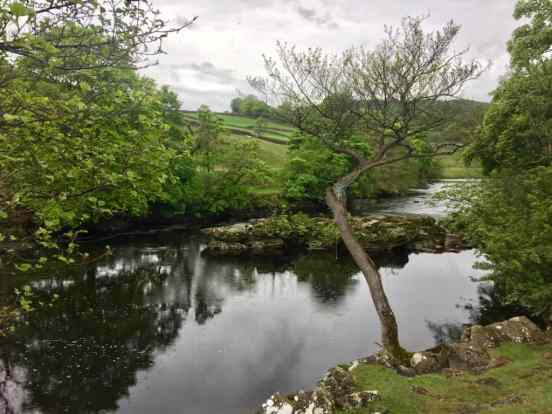 Riverside walk from Howgill to Burnsall