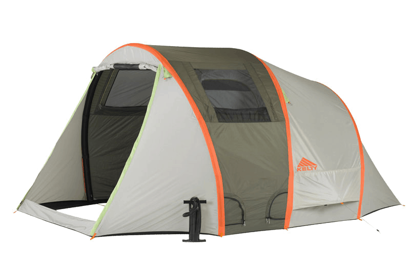 Kelty inflatable tent  sc 1 st  C&fire Magazine & Buyersu0027 guide to quick to pitch tents