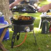 The best camping stove. Cadac Safari Chef