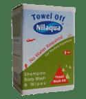Nilaqua waterless wash