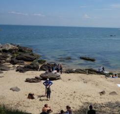 Beach on the Ile de Noirmoutier