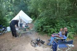 Beech Estate camping