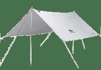 Quechua best camping tarp Campfire Magazine