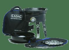 Cadac camping stove barbecue Campfire Magazine