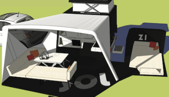 Why pull dull? Tempting trailers for cool campers | Campfire
