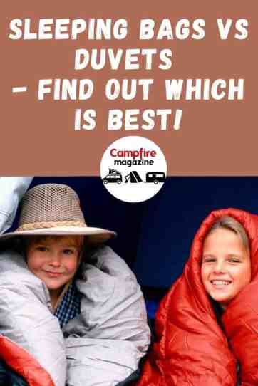 Sleeping Bags Vs Duvets – Find Out Which Is Best!
