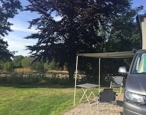 Sleningford camping