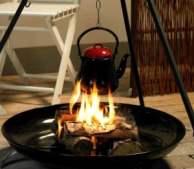 Bon-Fire campfire cooking