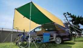 Camp in your car? Here's how!   Campfire Magazine