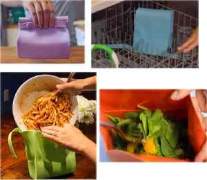 compleat silicone foodbag