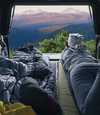 Camp in your car? Here's how! | Campfire Magazine