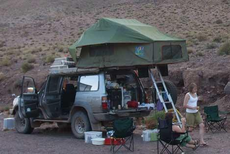Roof tent. Howling Moon & Roof-tents u2013 camping kit for masochists or a perfect penthouse ... memphite.com