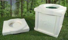 Popaloo camping toilet