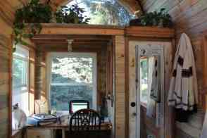 tiny house inside