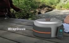 wrap stove