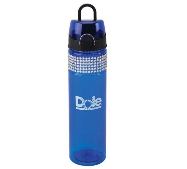 Protein Shaker Keyring: Shih-tzu ,Bulk Custom Printed Bling Water Bottle With