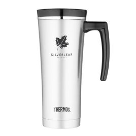 Lemon Balm- Bulk Custom Printed Thermos® Sipp™ Travel Tumbler with Tea Hook