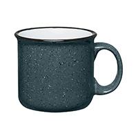 Mosquito-Bulk Custom Printed Ceramic Mugs with Retro Granite Design