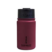 Bulk Custom Engraved Double Wall Vacuum Insulated Stainless Steel Water Bottle by Fifty/Fifty