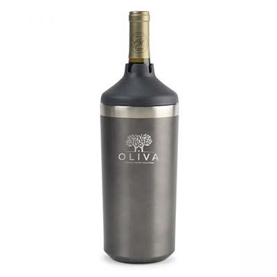 aviana wine cooler grey