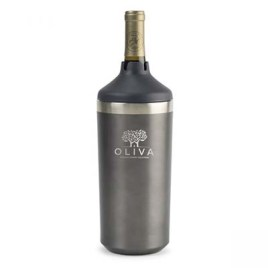 Bulk Custom Aviana Chateau Double Wall Stainless Wine Bottle Cooler