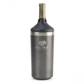 Bulk Custom Aviana Chateau Double Wall Stainless Wine Bottle Cooler