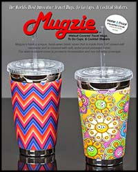 Bulk Custom Printed To Go Cup Tumbler with Full Color Wrap