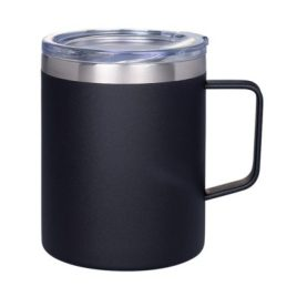 Goat-Custom Bulk 12oz Vacuum Insulated Coffee Mug with Handle