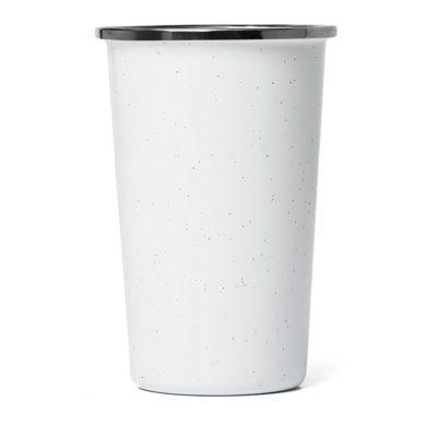 white speckled