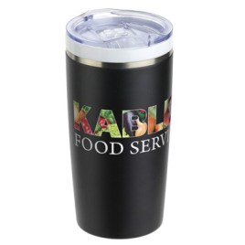 Bulk Full Color Printed 20oz Ceramic Lined Stainless Steel Tumbler