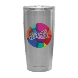 Custom Bulk 20oz Double Wall Vacuum Copper Insulated Stainless Steel with Full Color Print