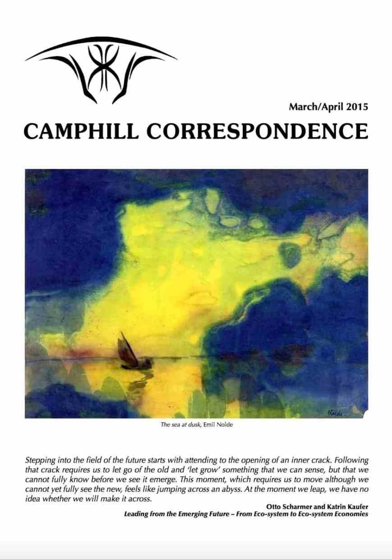 Camphill Correspondence March/April 2015