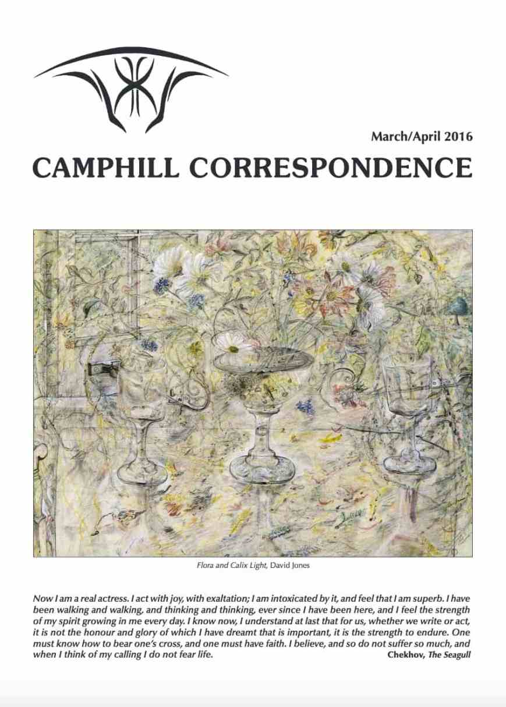 Camphill Correspondence March/April 2016