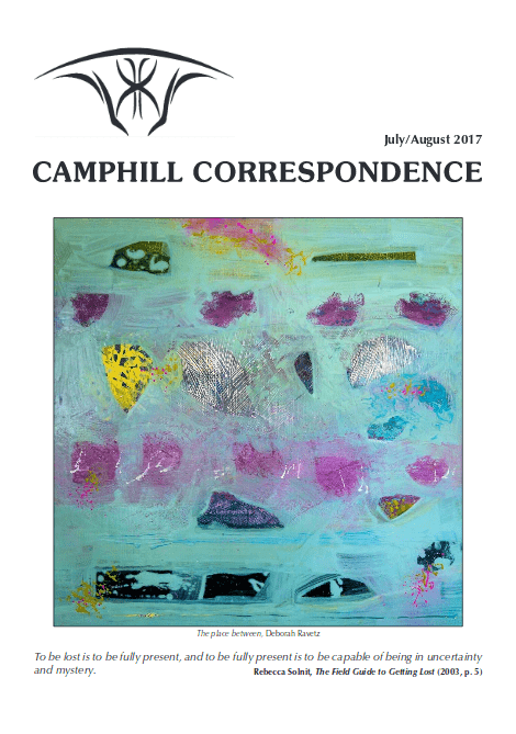 Camphill Correspondence July/August 2017
