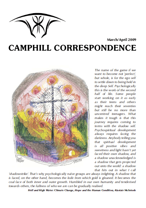Camphill Correspondence March/April 2009