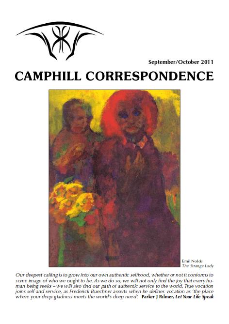 Camphill Correspondence September/October 2011