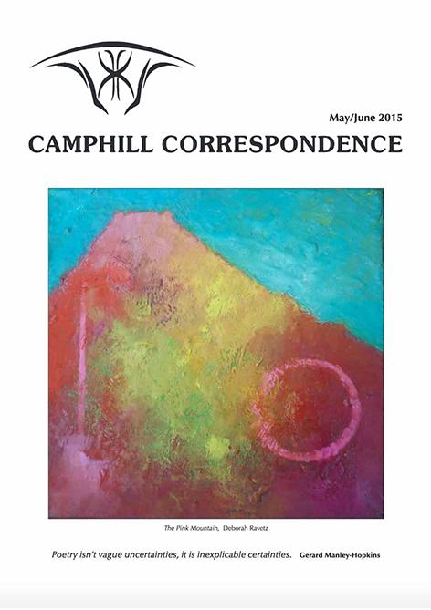 Camphill Correspondence May/June 2015